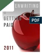Screenwriting&GettingPaid2011.