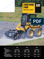 236B Series Spec Sheet