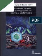 Boaventura de Sousa Traducción Intercultural
