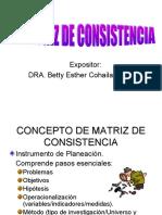 Clase4matrizdeconsistencia 140501174227 Phpapp01 CUEVA