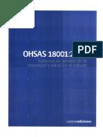 Tema 4.1. OHSAS18001