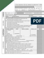 2757 Formulario Unico Nacional Ica Desde 2017