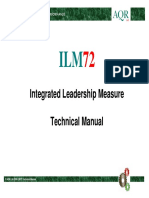 ILM72 Technical Manual