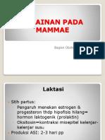 28 Kelainan Mammae - dr.  Monika F.Farid, SpOG, M.Kes.ppt