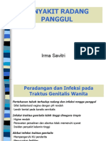 37-Penyakit Radang Panggul - dr. Irma Savitri, SpOG, M.Kes.ppt