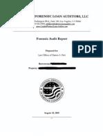 Fish Sample Audit