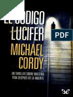 Cordy, Michael - El Codigo Lucifer