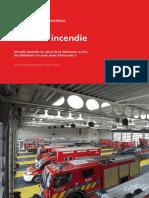 Sécurité Incendie. Guides de Construction Métallique. Sécurité Incendie Et Calcul de La Résistance Au Feu Des Bâtiments en Acier Selon l Eurocode 3