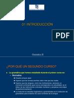 Gramática - Introducción
