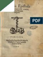 Platonis Epistolarum Ficino
