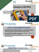 Capacitacion Dsx 5000 -Tr