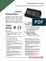 Dynalco SST-2000A.data Sheet
