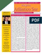 Boletin Informativo Regional Septiembre 2010