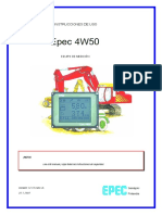 Epec User Manual 4w 50 Eng.en.Es