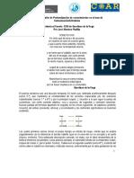 Lecturas - Taller Coar - Comunicación y Literatura 2016 II.docx