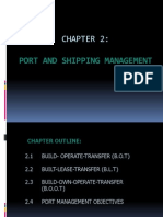 Chapter 2 Port and Shipping Management Privatization
