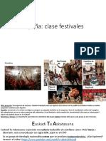 españa festivales