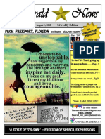 The Emerald Star News - August 9, 2018 Edition