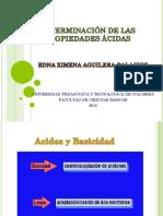 DETERMINACIÓN DE LAS PROPIEDADES ÁCIDAS MEDIANTE ESPECTROSCOPÍA IR.pptx