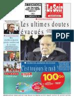Journal Le Soir d Algerie Du 08.08.2018
