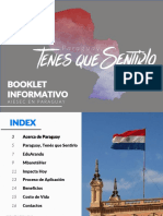 AIESEC in Paraguay - Booklet Informativ