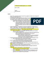 Philamcare Health Systems, Inc. v. CA (2002).docx