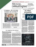 Le Monde Diplomatique 2018 07