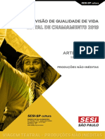 Edital Produções Nao Inéditas 2019 - Interior