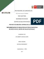 Proyecto Final Dr Sedano