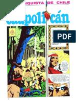 Comic Caupolican