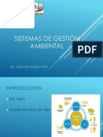 INTRO SISTEMAS DE GESTION AMBIENTAL