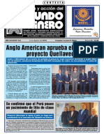 Mundo Minero- Agosto 2018