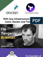 Docker Teraform