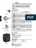 White Rodgers - 90-T40F3 - Brochure