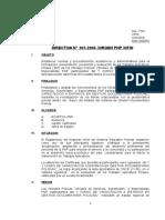 Directiva Trabajo Final