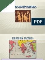 Educación griega