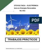 Taller de Fotovoltaica - Práctica