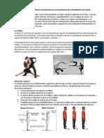 Acciones Corporales Con Énfasis en Los Elementos Del Movimiento de Danza