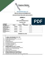 GEPB, Química I. 2da Edición, 2018
