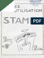 Stampe (Notice Saint-Yan)