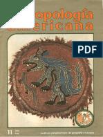 Boletin de Antropologia Americana Número 11