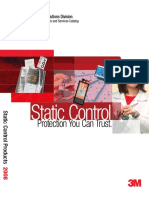 Static Control Products and Services Catalog-3M