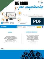 Benchmark Gestión RRHH Por Competencias