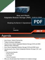 Acer AMS2100 2300 Product Presentation v2.0 20100803