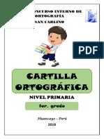 Xix Concurso Interno de Ortografía