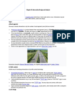 Intersection Design.docx