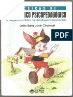 Livro Técnicas de Diagnóstico Psicopedagógico - O Diagnóstico C