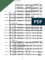 Beethoven Ludwig Van Symphony c Minor Allegro 1203