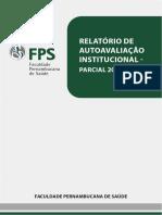 Relatorio de Autoavaliacao Institucional Parcial 20161