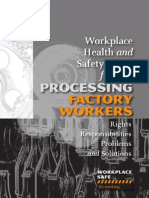Factory Workers Ohs